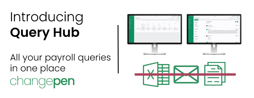 How are you tracking payroll queries and issues? Introducing Query Hub.